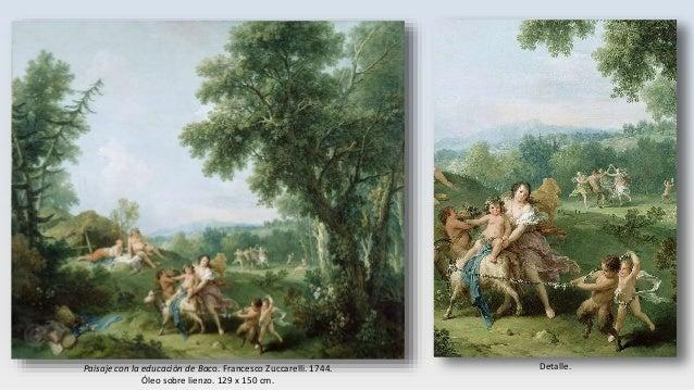 La fuente del amor. François Boucher. 1748. Óleo sobre lienzo. 294,6 × 337,8 cm. Venus en las aguas. François Boucher. 176...