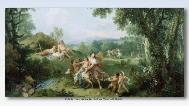 El Sacrificio de Polixena. Giambattista Pittoni. Hacia 1733. Los cazadores de pájaros. François Boucher. 1748. Óleo sobre ...