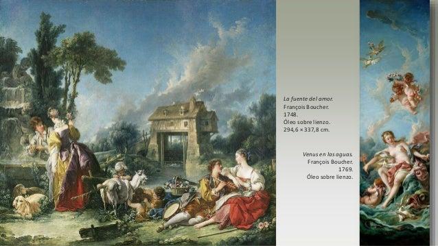 "Cimon y Pero: ""Caridad romana"". Jean-Baptiste Greuze. 1767. Óleo sobre lienzo. 65 x 81,5 cm. Aurora y Cephalus. François B..."