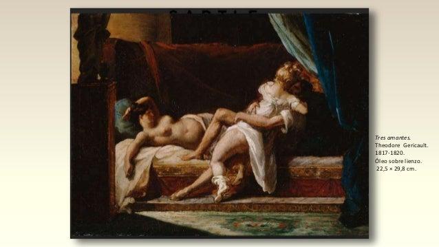 """Jinete marroquí cruzando un estanque. Eugene Delacroix. 1850. Óleo sobre lienzo. 46 x 38 cm. Episodio de """"El Corsario"""" de ..."""