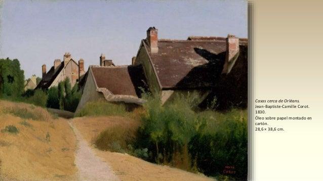 Almiares de trigo, efecto de nieve, mañana. Claude Monet. 1851. Óleo sobre lienzo. 64,8 × 100,3 cm.