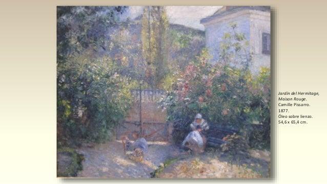 Dos milliners (sombrereras). Edgar Degas. 1882. Óleo sobre lienzo. 59,1 × 72,4 cm.La Promenade. Pierre-Auguste Renoir. 187...