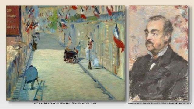 Niña y Cupido. William-Adolphe Bouguereau. 1880. Óleo sobre lienzo. 81 x 57 cm. Jeanne (primavera). Édouard Manet. 1881. Ó...