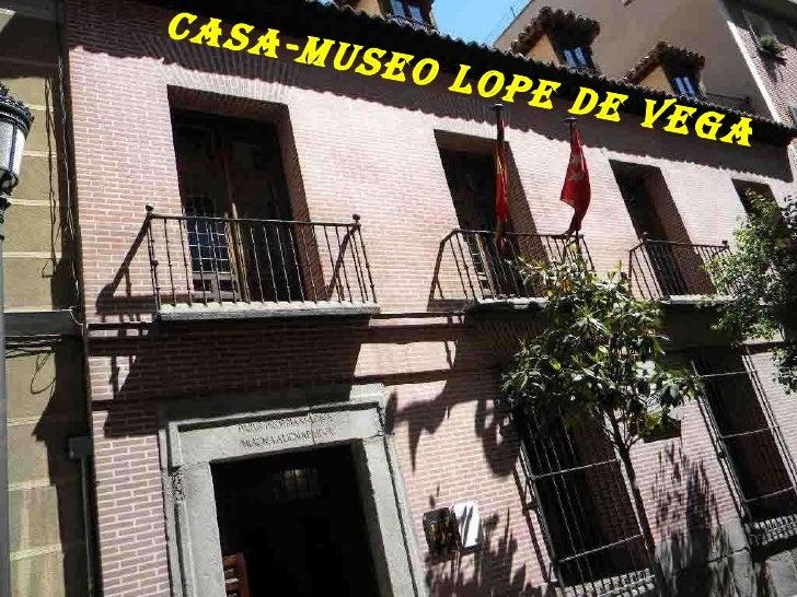 Museo lope de_vega