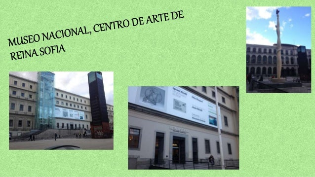 Museo nacional centro de arte reina sofia - Museo nacional centro de arte reina sofia ...