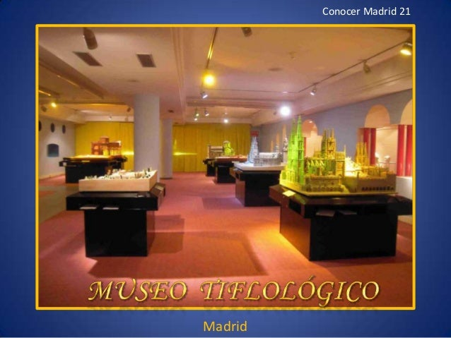 Conocer Madrid 21Madrid