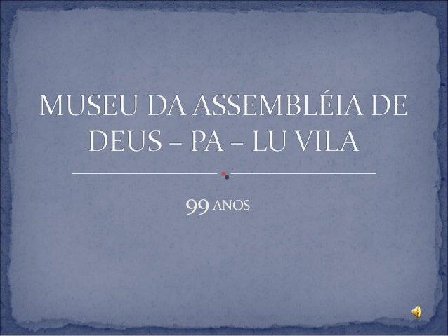 99ANOS