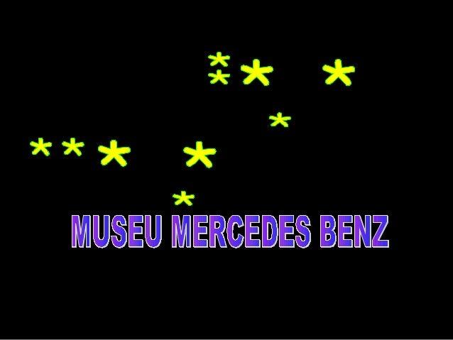 MuseoMercedes Benz           Gracias Rafa
