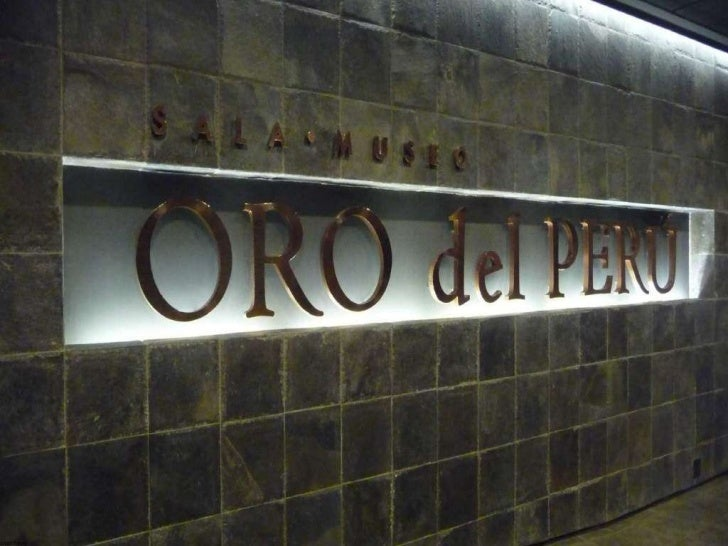 En el siglo XX, Miguel Mujica Gallo crea una Fundación  que lleva su nombre y administra el Museo Oro del  Perú y Armas de...