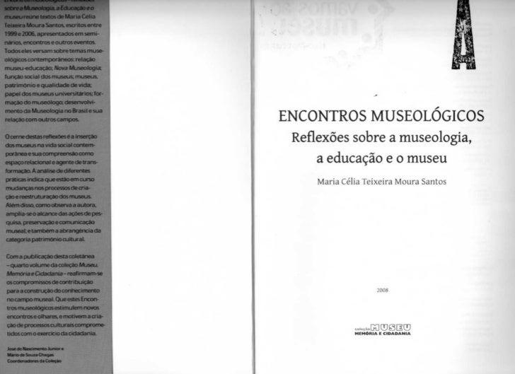 Museu e educacao   conceitos e métodos