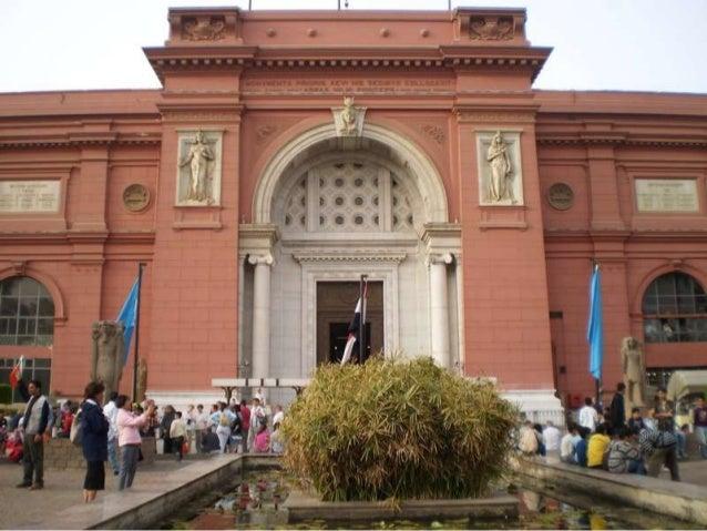 MUSEU EGÍPICIONO CAIRO
