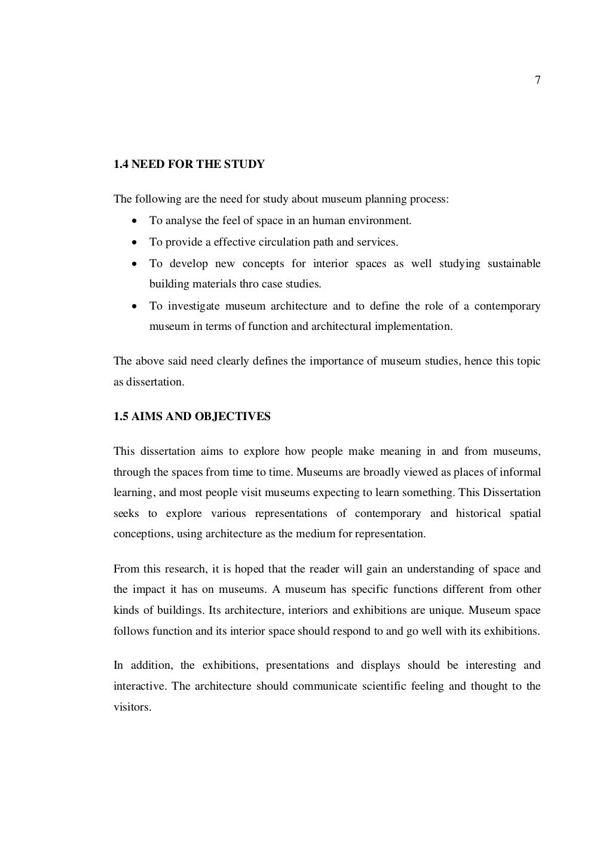 Dissertation _ Museum page 21