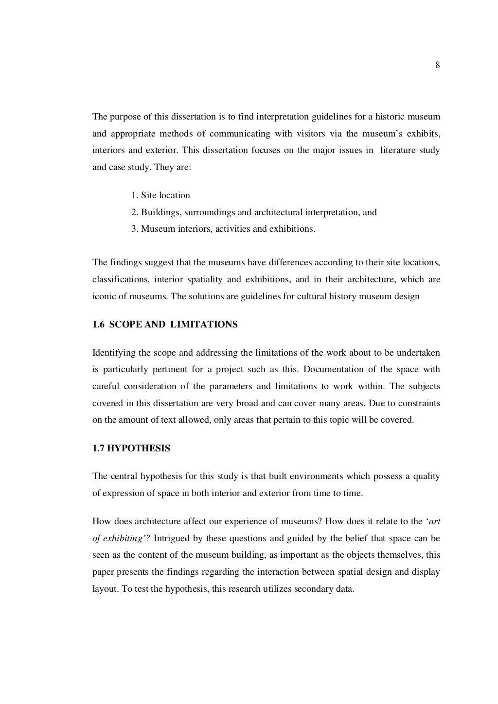 Dissertation _ Museum page 22