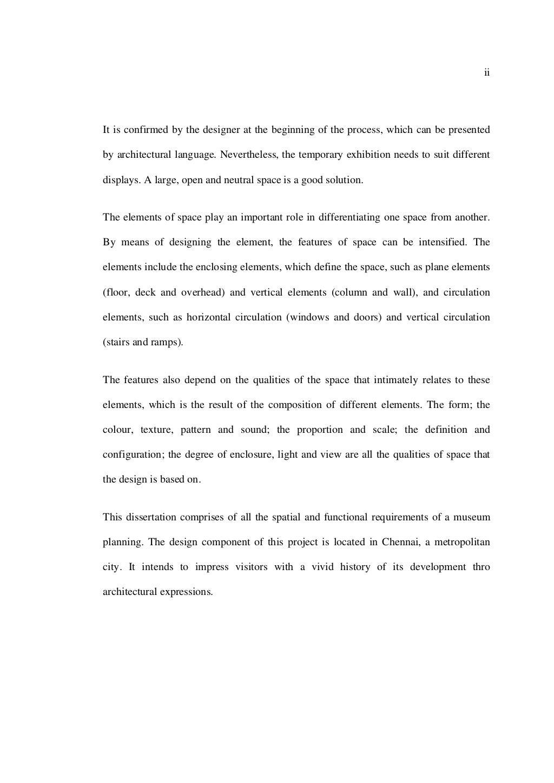 Dissertation _ Museum page 5
