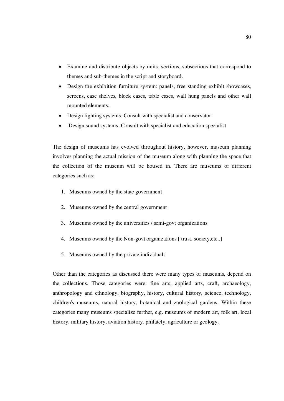 Dissertation _ Museum page 94