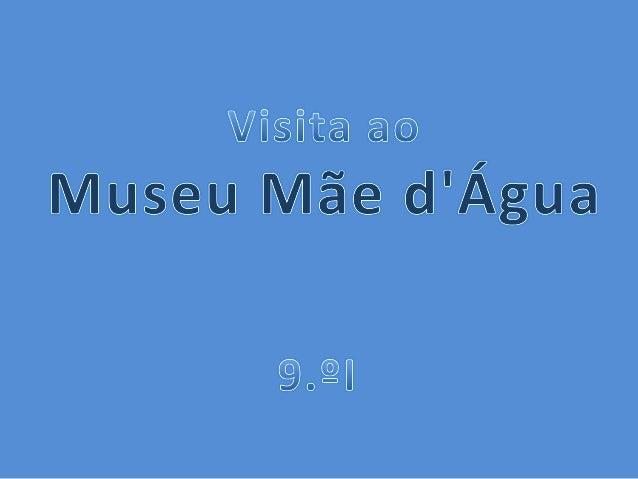 Museu mãe d`água