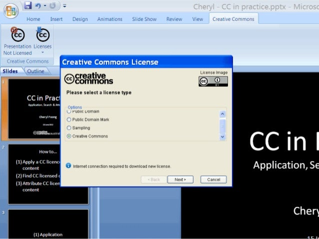 Creative Commons on Vimeo