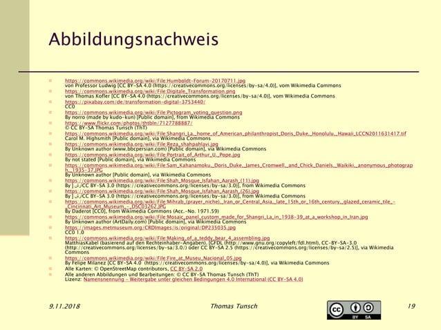 9.11.2018 Thomas Tunsch Abbildungsnachweis  https://commons.wikimedia.org/wiki/File:Humboldt-Forum-20170711.jpg von Profe...