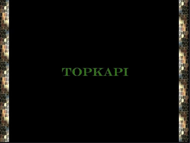 El Museo Topkapi, es uno de los sitios mas interesantes a conocer, cuando se visita Estambul. En sus salas se exhiben joya...