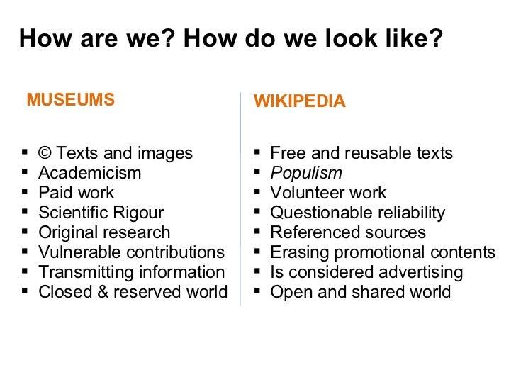 How are we? How do we look like? MUSEUMS <ul><ul><li>© Texts and images </li></ul></ul><ul><ul><li>Academicism </li></ul><...