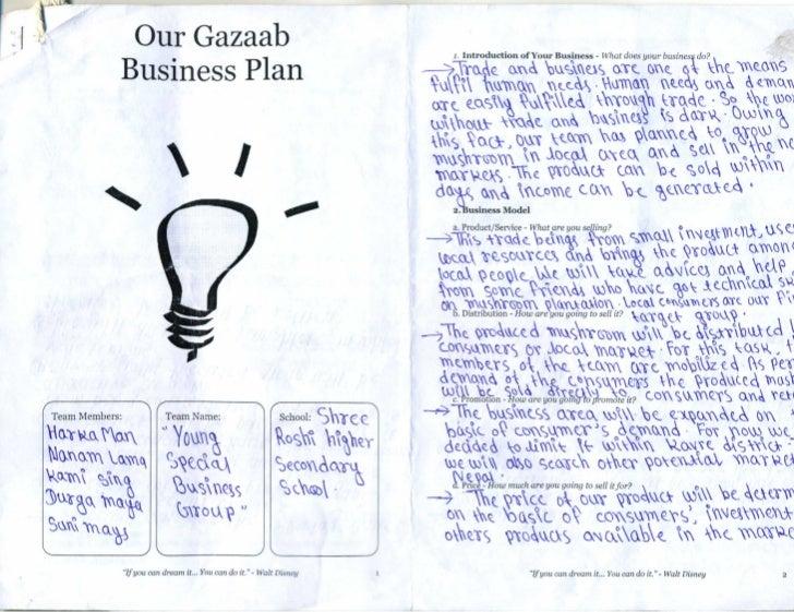 Project Gazaab - Mushroom Farm