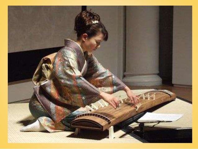 Music Of Japan And Musical Instruments
