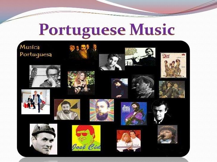 Portuguese Music <br />