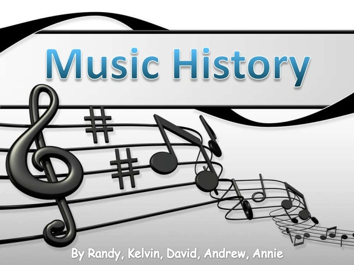 history of music pdf