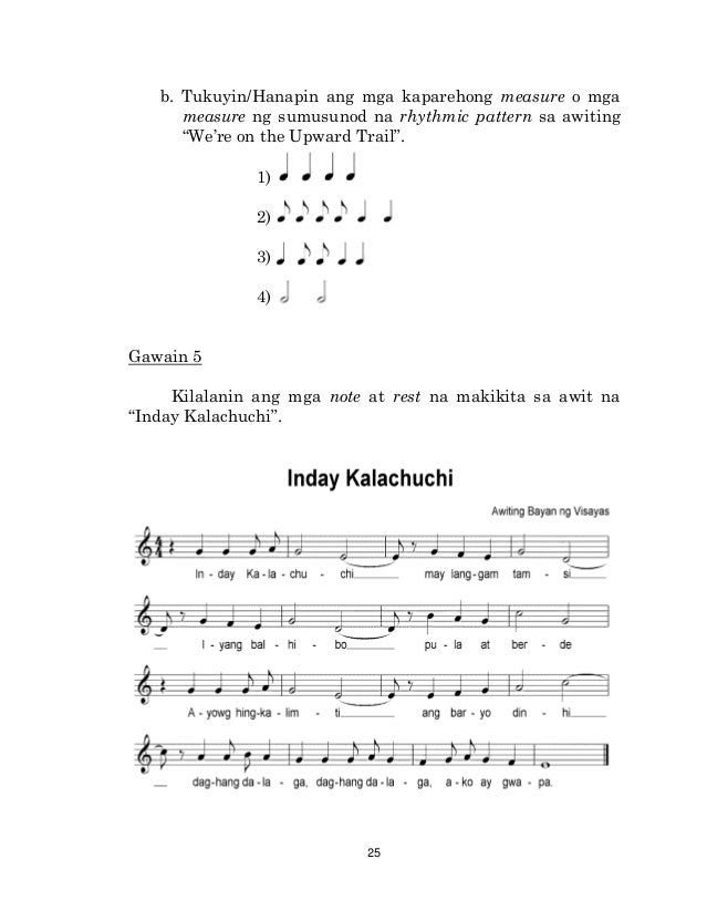 K TO 12 GRADE 4 LEARNER\'S MATERIAL IN MUSIC (Q1-Q4)