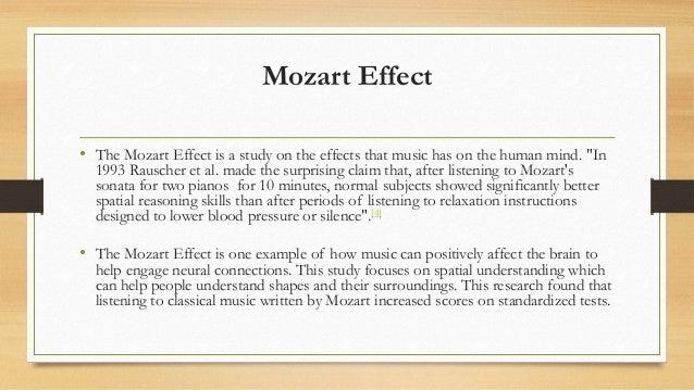 Mozart effect - Wikipedia