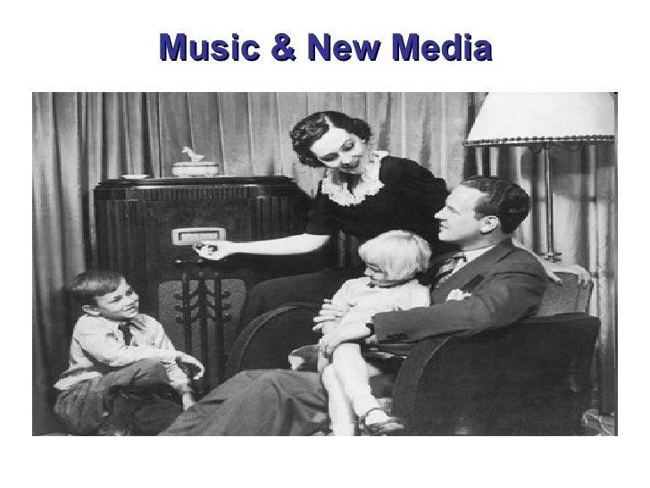 Music & New Media