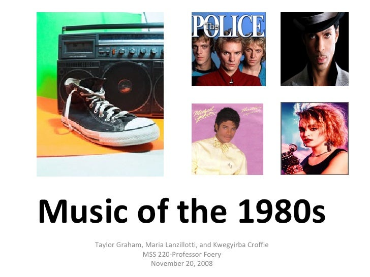 Music of the 1980s part1 for 1980s house music
