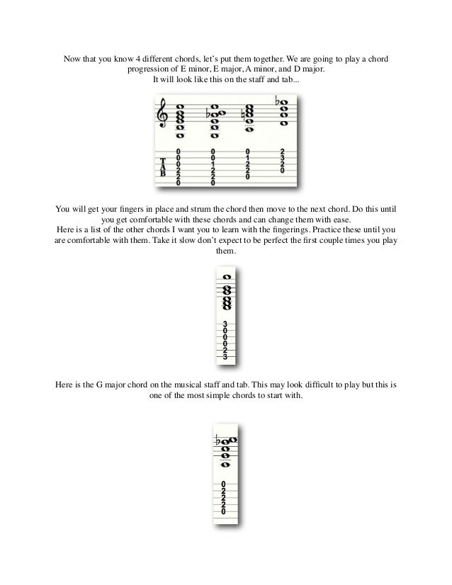 Music Theory For Guitar Fretboard Mastery