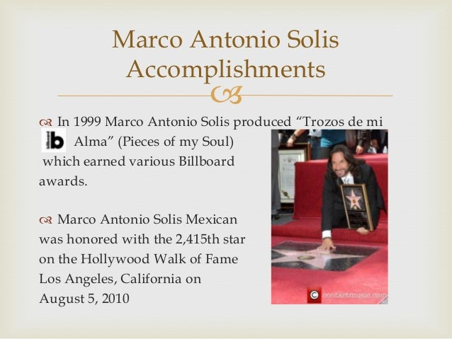 Marco Solis Inventame on YouTube Music Videos