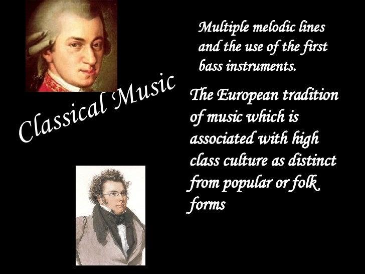 Music  Slide 3