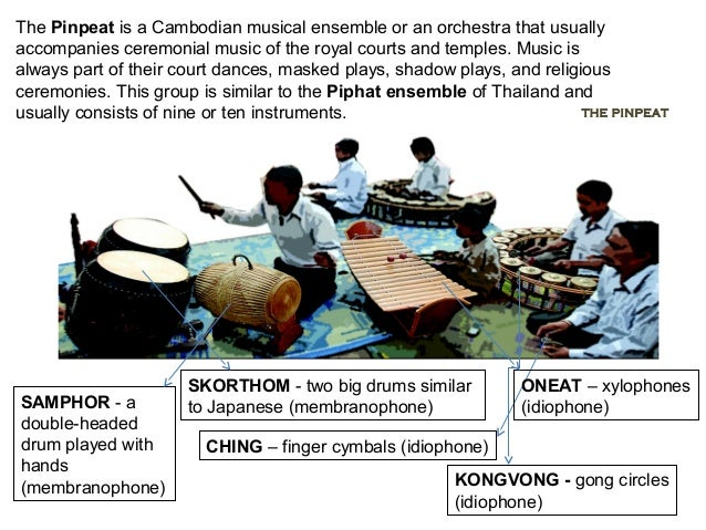 report about cambodian music 101 Designed to aid nonmusic majors in developing skills needed for listening to music creatively emphasis on masterworks of western music from major style periods.