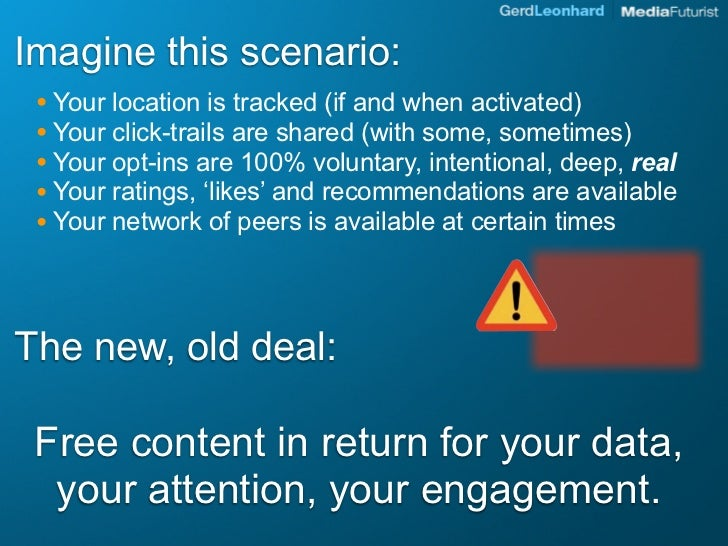 The new Marketing Paradigm