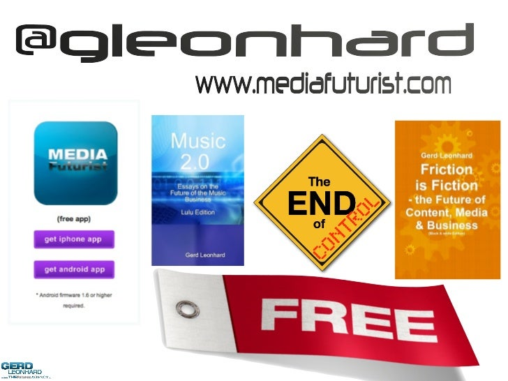Music 2.0: The Future of Music. Gerd Leonhard at Telkom Indonesia Music Unlimited Event