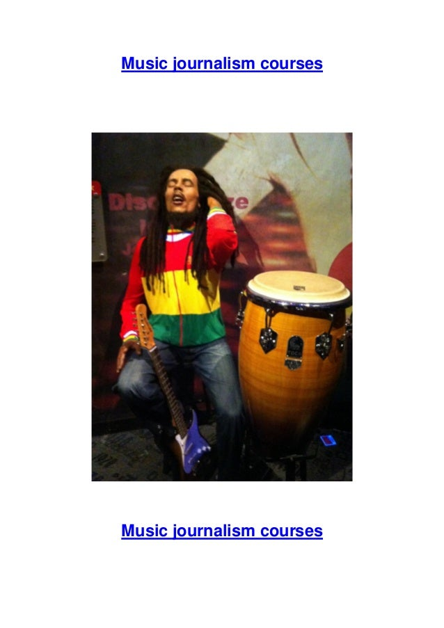 Music journalism courses Music journalism courses