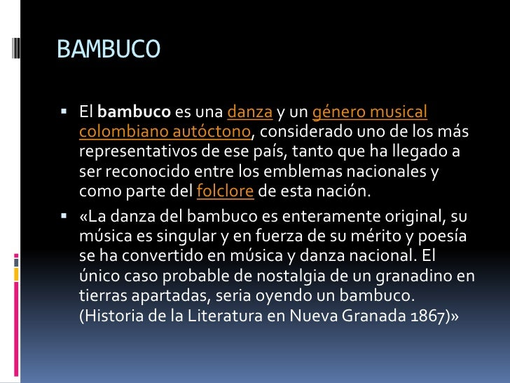 Musica colombiana Slide 2