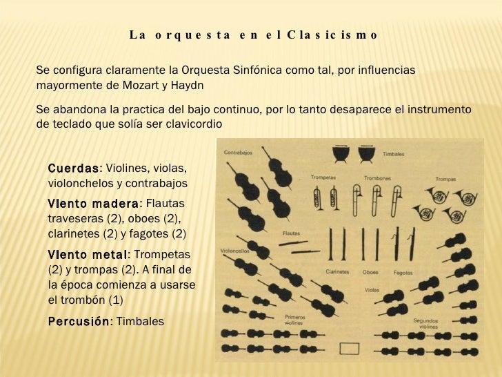 Musica en el clasicismo - Epoca del clasicismo ...