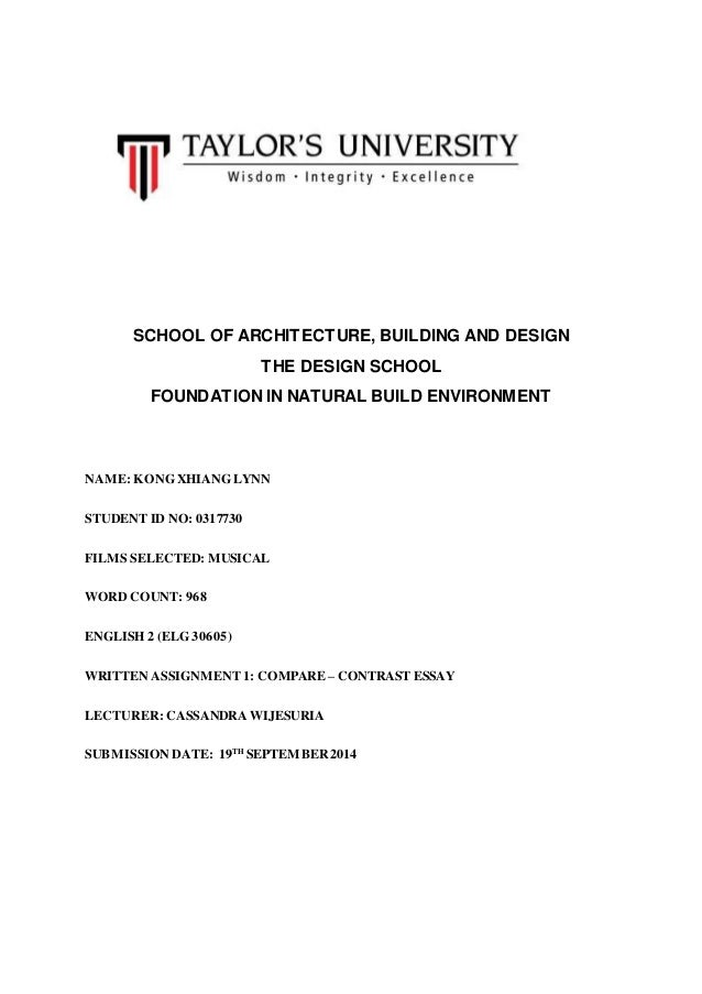 architecture comparative essay Tasked to create a comparative essay  learn more about this type of essay by browsing through the samples that we have compiled.