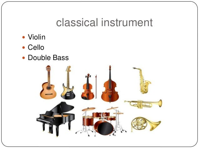 Worksheets Types Of Musical Instrument types of musical instrument albert james burleson 5 classical violin cello double bass