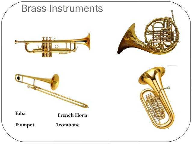 Musical instrument groups
