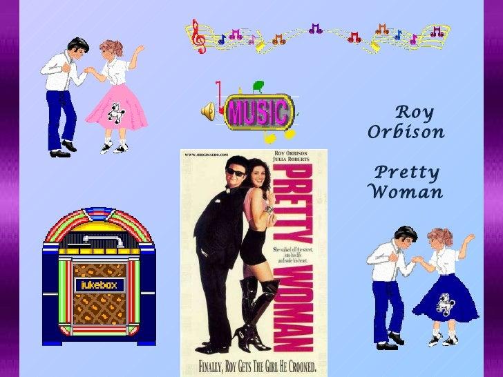 Roy Orbison Pretty  Woman