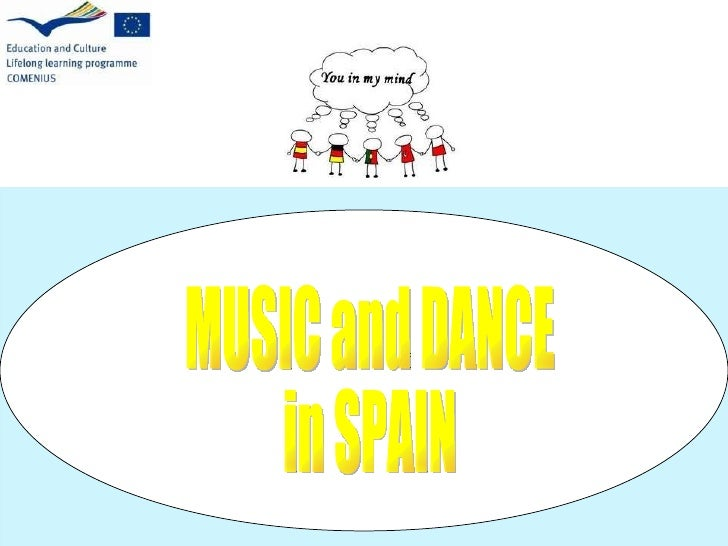 MUSIC and DANCE in SPAIN