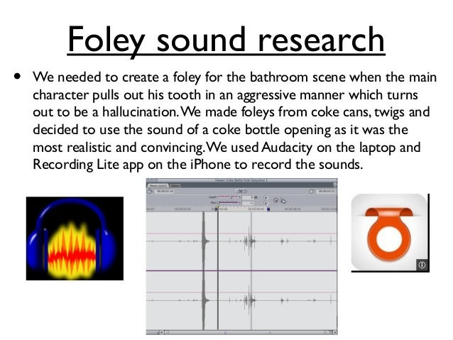 Music and sound research wac