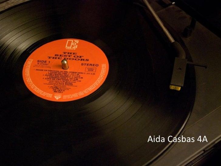 <ul><li>Aida Casbas 4A </li></ul>