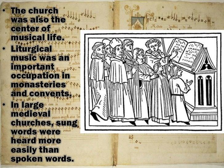 Medieval Vs Renaissance Music Essay img-1