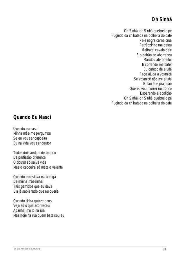 musicas do abada capoeira para